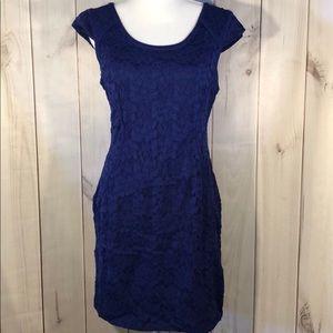Express night out mini lace dress Size 10